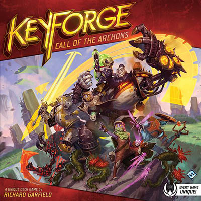 Trend Unique Games: Keyforge