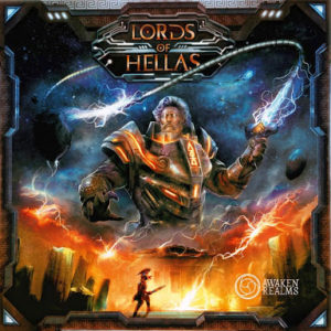 Lords of Kellas Cover