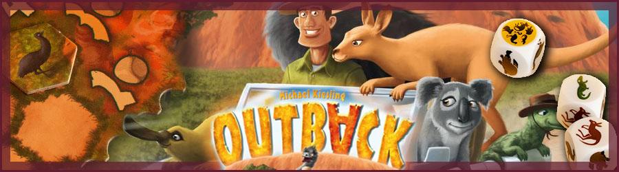 Outback Würfelspiel Review