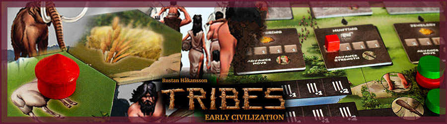 Tribes Brettspiel Review