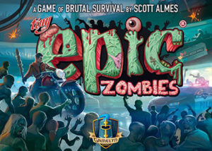 Tiny Epic Zombies Cover