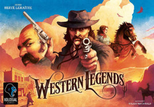 Western Legends Cover