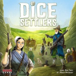 Dice Settlers Cover