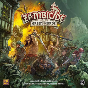 Zombicide Green Horde Cover