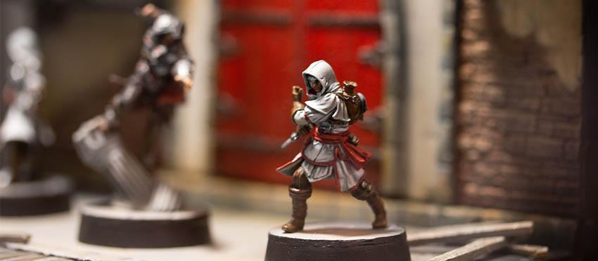 Assassins Creed Brotherhood of Venice Painted