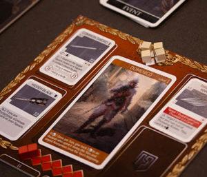 Assassins Creed Brotherhood of Venice Playerboard