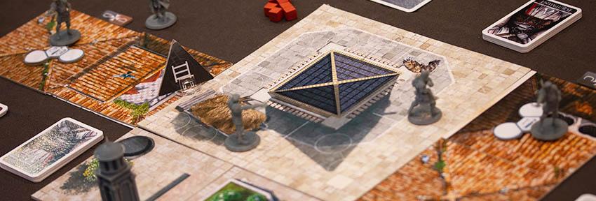 Assassins Creed Brotherhood of Venice Spielbrett