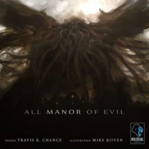 All Manor of Evil Cover