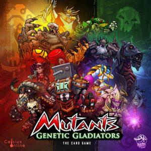 Mutants Cover
