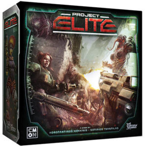 Project: Elite Cover