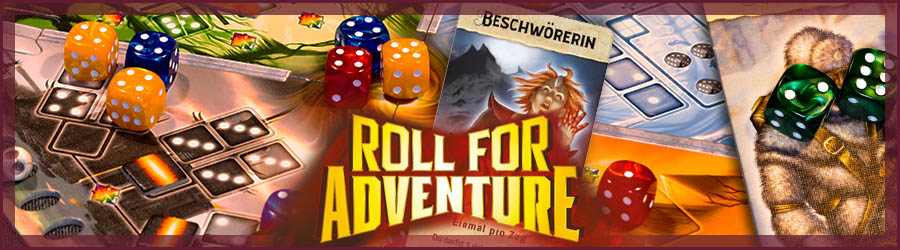 Review: Roll for Adventure