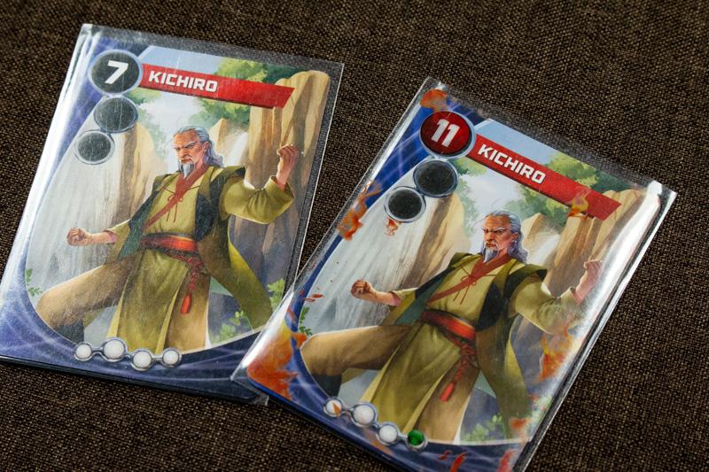 Custom Heroes Karten