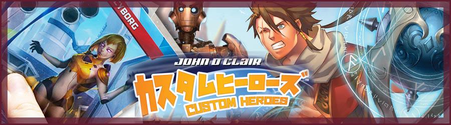 Review Custom Heroes