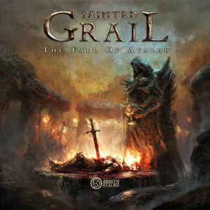 Tainted Grail Cover