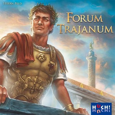 Brettspiel Forum Trajanum Cover