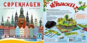Brettspiel Kopenhagen Voll Verwackelt
