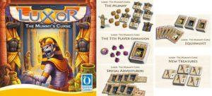 Brettspiel News Luxor Erweiterung