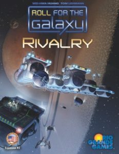 Roll for the Galaxy Brettspiel News