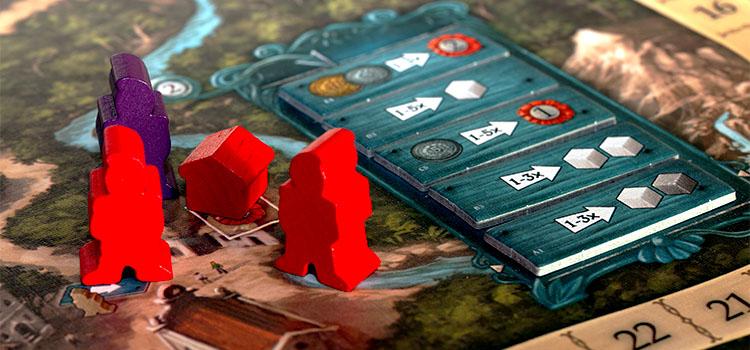 Valparaiso Brettspiel Handelsposten