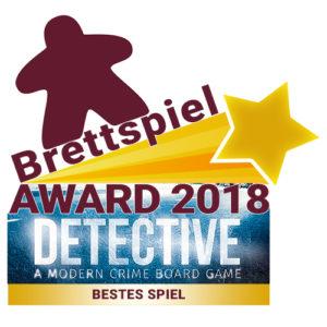 Bestes Spiel 2018 - Detective