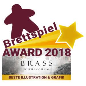 Beste Illustration und Grafik - Brass Birmingham