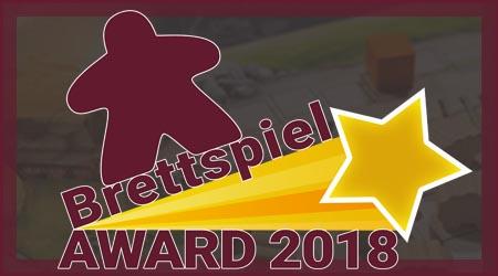 Brettspielerunde Brettspiel Awards 2018
