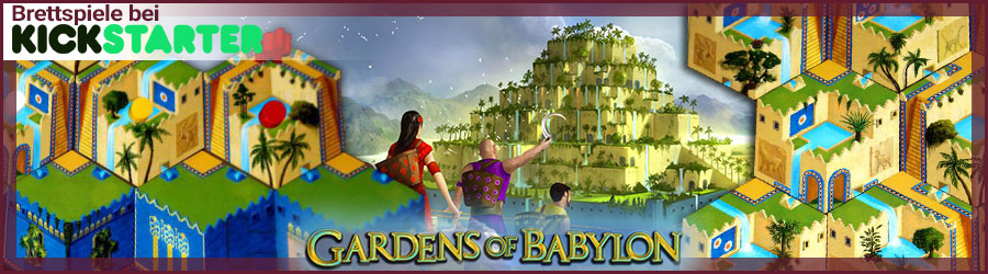 Gardens of Babylon Kickstarter Preview