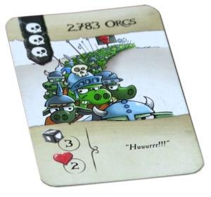 Munchkin Dungeon 2783 Orcs