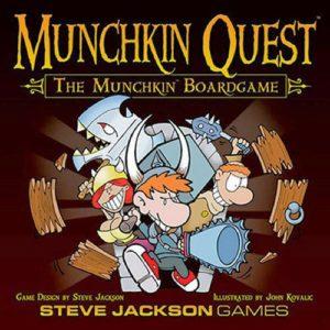 Vorgänger Munchkin Quest