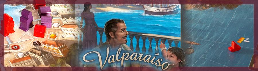 Valparaiso Brettspiel Review