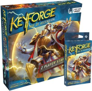 Keyforge Brettspiel News
