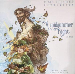 TIME Stories Erweiterung Brettspiel News