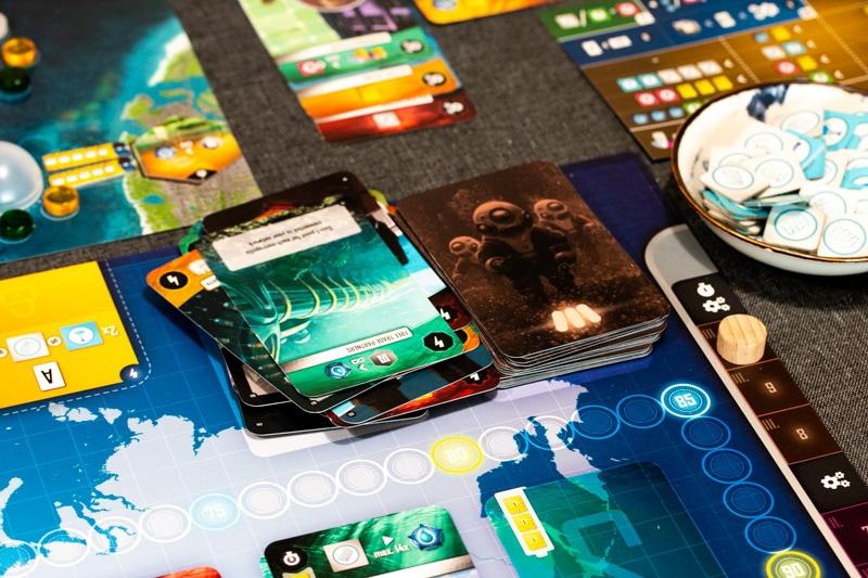 Underwater Cities Boardgame