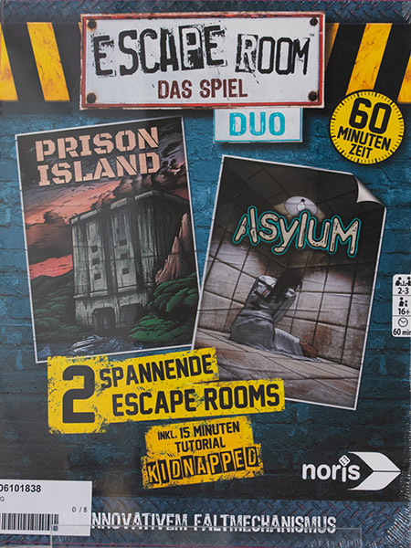 Escape Room Das Spiel Duo