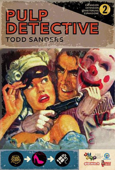 Pulp Detective Erweiterung