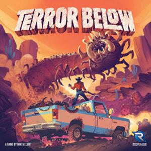 Terror Below Cover