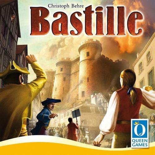 Bastille Brettspiel Cover