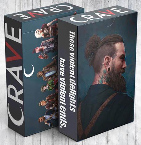 Crave 2 Boxen für 4 Spieler
