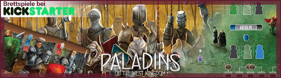 Paladine des Westfrankenreichs bei Kickstarter