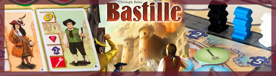 Bastille Brettspiel Review
