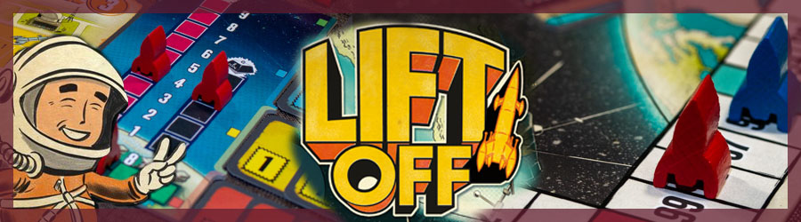 Lift Off - Brettspiel Review