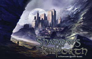 Shadows of Kilforth Cover