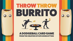 Throw Throw Burrito Cover