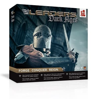 Leaders Dark Ages Brettspiel News
