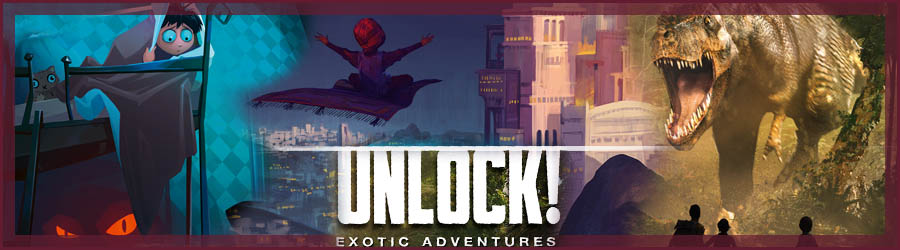 Unlock! Exotic Adventures Review