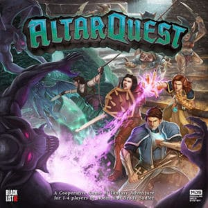 Altar Quest Cover