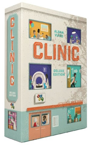 CliniC Deluxe Edition Cover