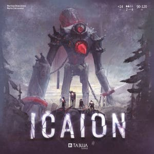 Icaion Cover