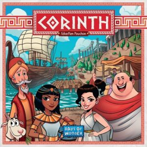 Corinth Brettspiel Cover