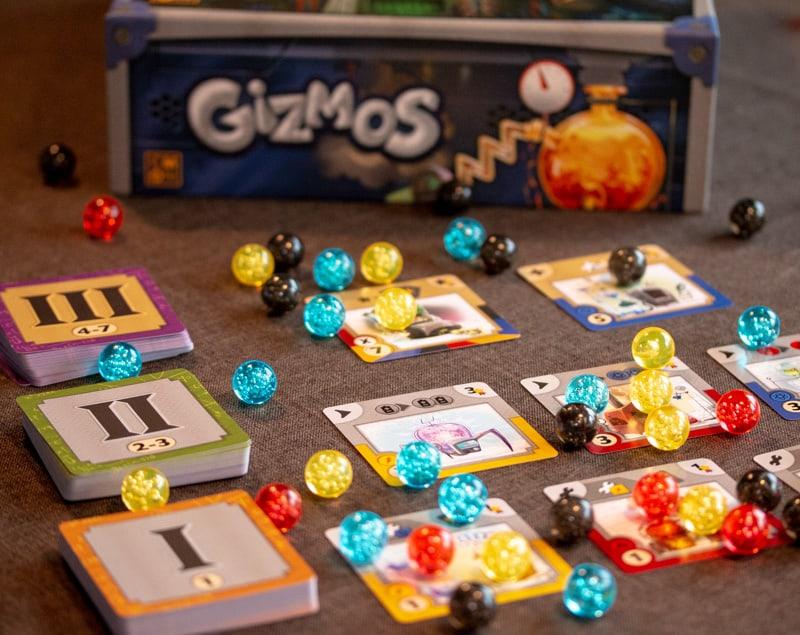 Gizmos Board Game Gizmos